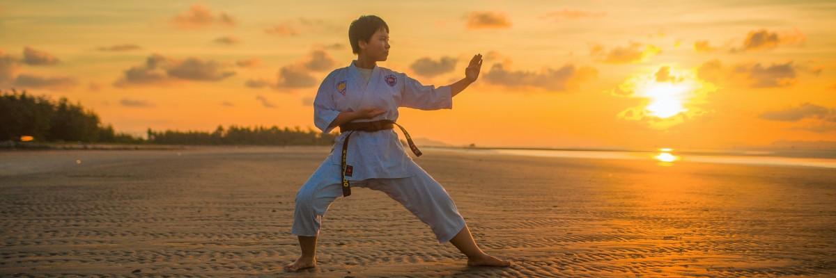 Karate, Judo equipment