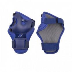 Protection set Spokey AEGIS, blue
