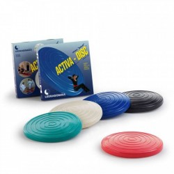 Balance disc Original Pezzi® Activa Disc Maxafe® Burgundy
