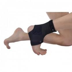 Ankle splint with open heel KT0-1R