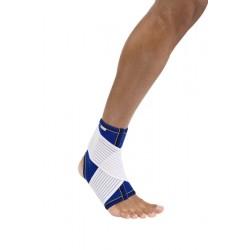 Ankle splint RUCANOR LIGAMENTO, white