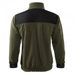 Fleece jacket HI-Q 506 Fleece Unisex Military