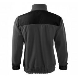 Fleece jacket HI-Q 506 Fleece Unisex Steel Gray