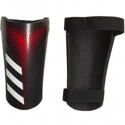 Football shin guards adidas Predator 20 SG TRN black and red FL1390