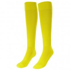 Football socks ISKIERKA ŻAK, yellow