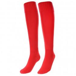 Football socks ISKIERKA ŻAK, red