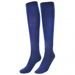 Football socks ISKIERKA ŻAK, dark blue
