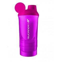 RUCANOR SHAKER Blender-bottle 600 ml, pink