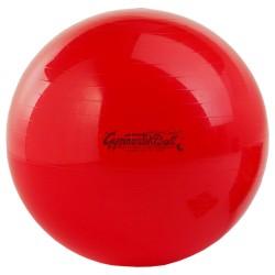 Gymnastics ball Original Pezzi 75 cm in a bag, Red