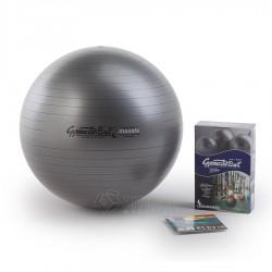 Gymnastics ball Original Pezzi Gymnastik Ball Maxafe 53 cm, Black