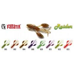 Soft bait Fanatik Raider 1.6, colour 008