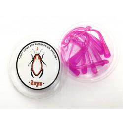 Soft bait 2SYS Pt Shad 2-005 V-Techno