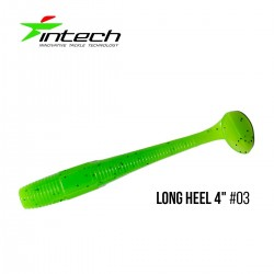 Soft bait INTECH Long Heel 4, Colour 03