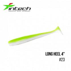 Soft bait INTECH Long Heel 4, Colour 23
