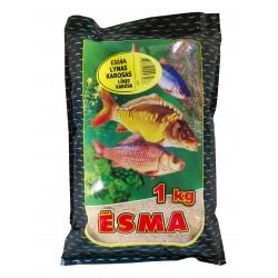 "1 kg of Groundbaits ""Esma"", for Crucian Carp and tench"