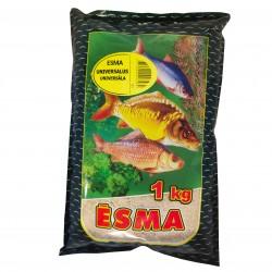 """1 kg of dry groundbaits """"Esma"""", Multipurpose"""