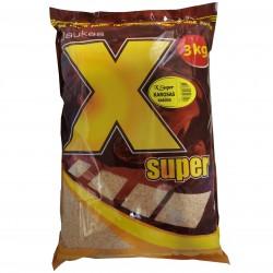 3 kg of Groundbaits X Super, for Crucian Carp
