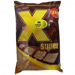 3 kg of Groundbaits XXL, for Bream