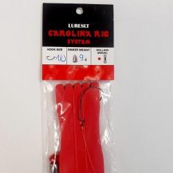 Ready made carp fishing system rig CAROLINA 8.8g