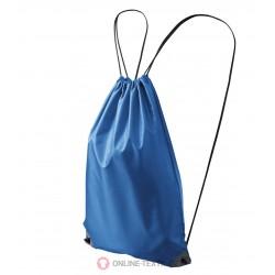 BACKPACK GYMSACK AZURE BLUE