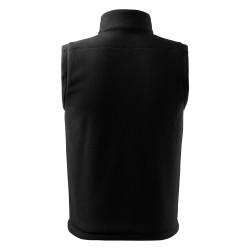 Fleece Vest ADLER Unisex Black