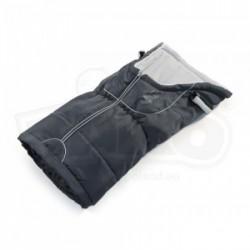 Sleeping bag with lambskin TAKO Gray