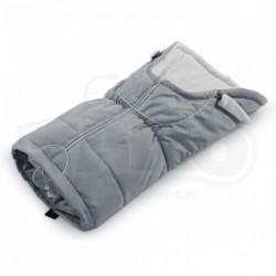 Sleeping bag with lambskin TAKO Silver