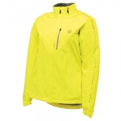 Women's cycling jacket Dare 2b Transpose Fluro Yellow