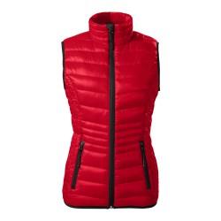 Women's vest EVEREST, Red