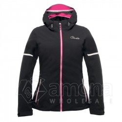 Women's ski jacket Dare 2b Amplify Black