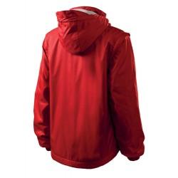Women's fleece jacket ADLER ACTIVE PLUS S Red