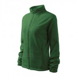 Women's fleece Sweater ADLER 504 Bottle Green
