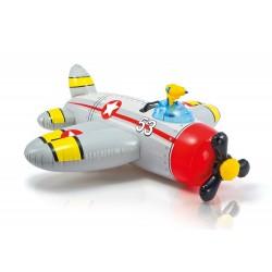 Inflatable toy INTEX Water Gun Plane, 132 x 130 cm