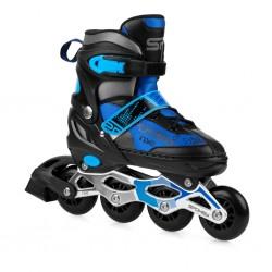 Roller skates Spokey RISE, blue