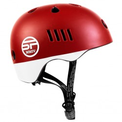 Helmet Spokey PUMPTRACK red