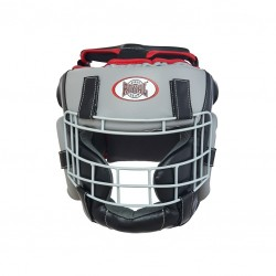 Helmet with grille ROYAL