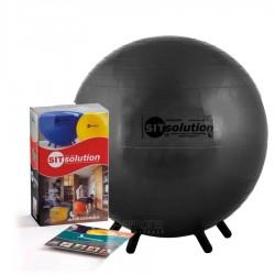 Sitting ball Original PEZZI Sitsolution MAXAFE 45 cm, Black