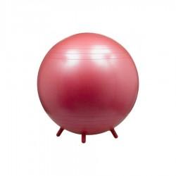Sitting ball Original PEZZI Sitsolution MAXAFE 45 cm, Red