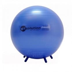 Sitting ball Original PEZZI Sitsolution MAXAFE 55 cm, Blue