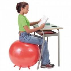 Sitting ball Original PEZZI Sitsolution Standart 55 cm, Red