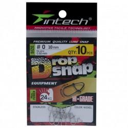 INTECH Drop Snaps, Size 0