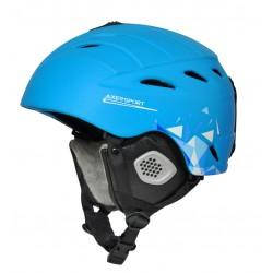 Ski helmet Peak, blue