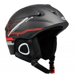 Ski helmet WORKER Crow