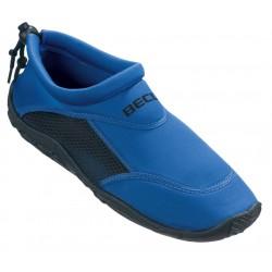 Aqua shoes BECO 9217, blue / black