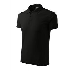 Men's POLO shirt PIQUE Black