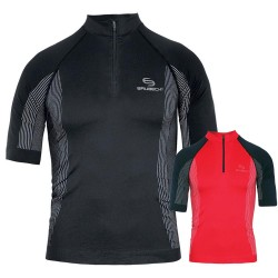 Men's thermal shirt Brubeck with short sleeves