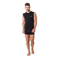 Men's thermal shirt WISSER RRXM41, black